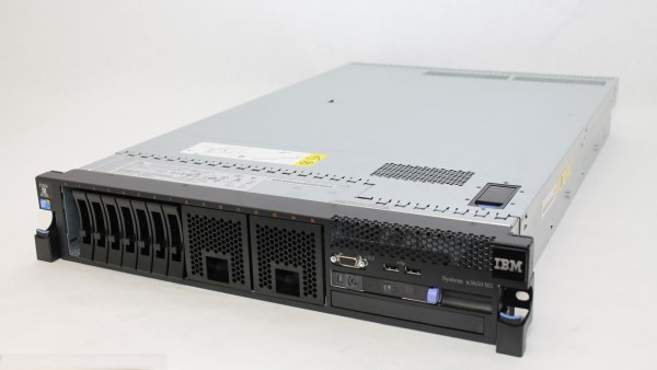 IBM 794552U x3650 M3 2U Rack Server Intel Xeon E5645 2.4GHz 4GB