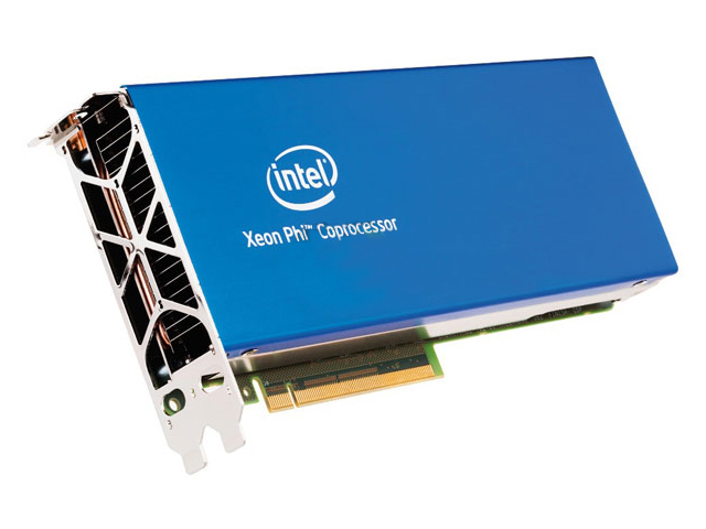 Intel Xeon Phi Coprocessor 5110P 8GB 60 cores 1.053 GHz 240 Thds