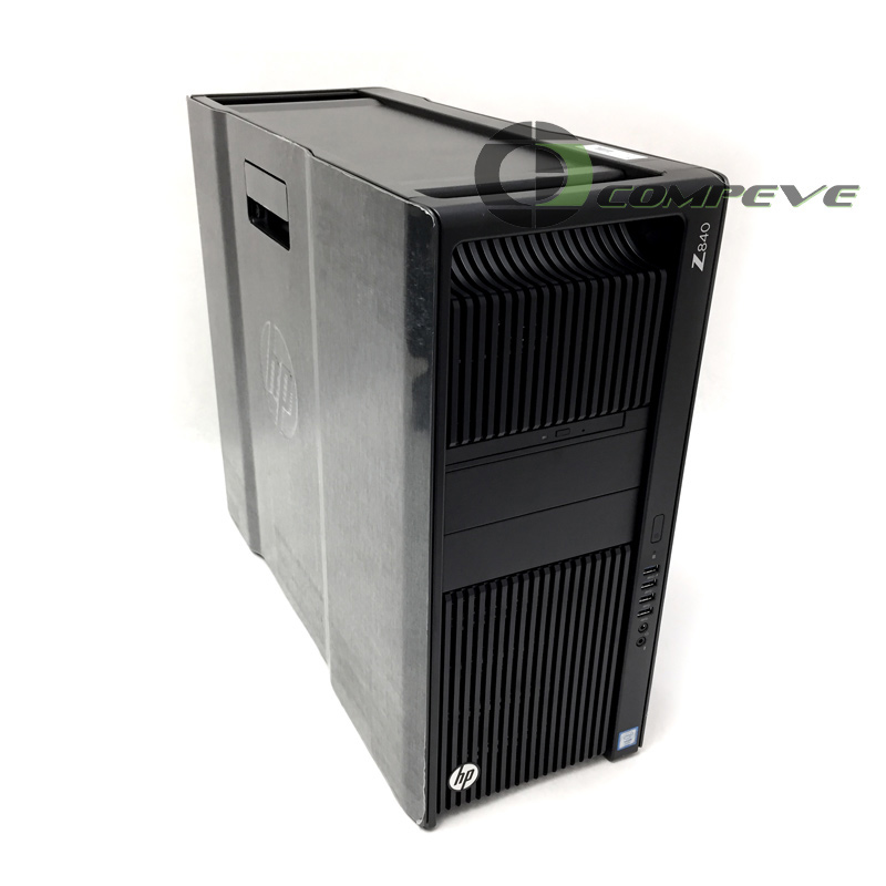 HP z840 Intel E5-2650 v4 2 2GHz 16GB RAM 512GB Quadro K620 Win 10